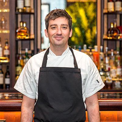 Chef Ben Tish