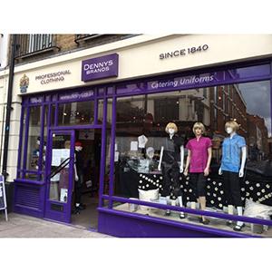 Dean Street shop now closed