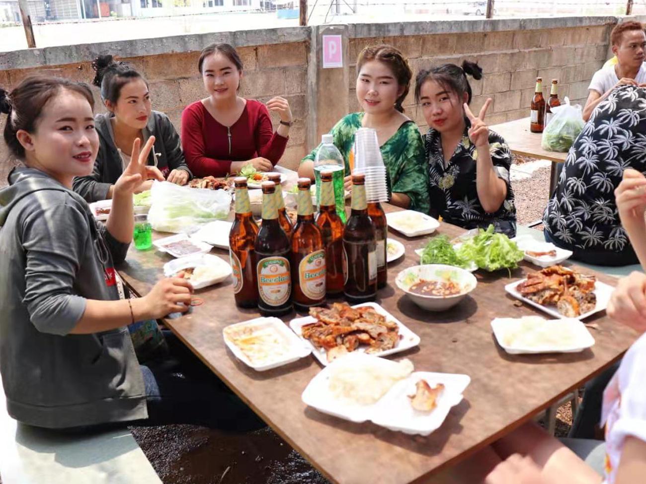 New Year Laos