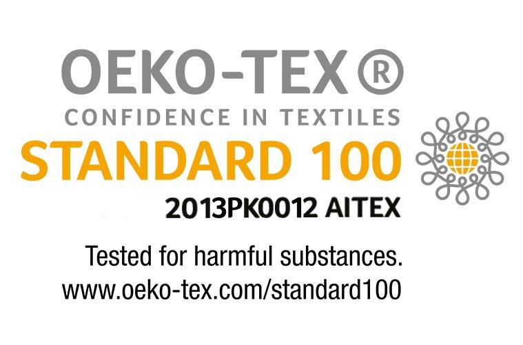 Okeo tex logo