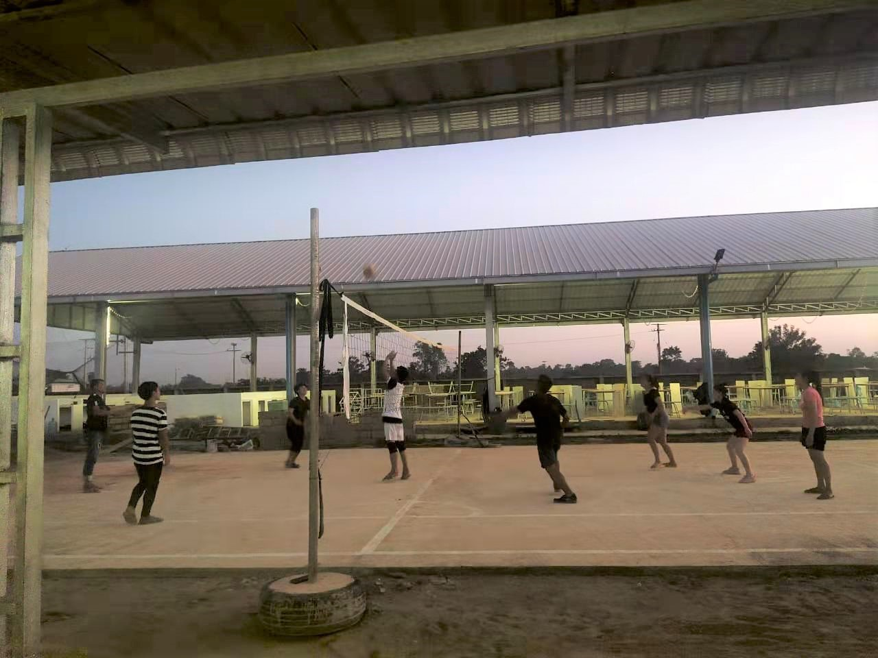 Volleyball Laos