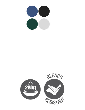 bib apron dennys dp18 colours