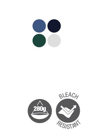 bib apron dennys dp03 colour