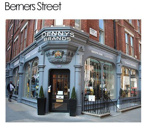 Berners St