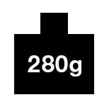 280gsm