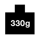 330gsm