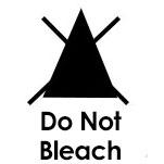 Do Not Bleach