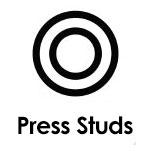 Press studs