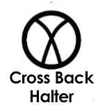 Crossback Halter
