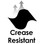 Crease Resistant