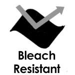Bleach Resistant