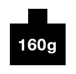 160gsm