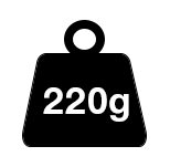 220gsm