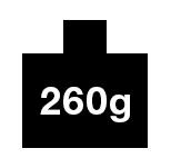 260gsm